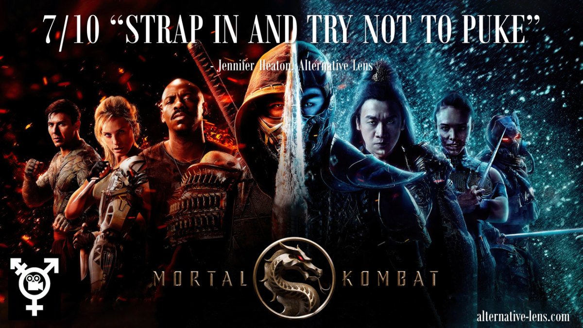 MORTAL KOMBAT – an Alternative Lens review