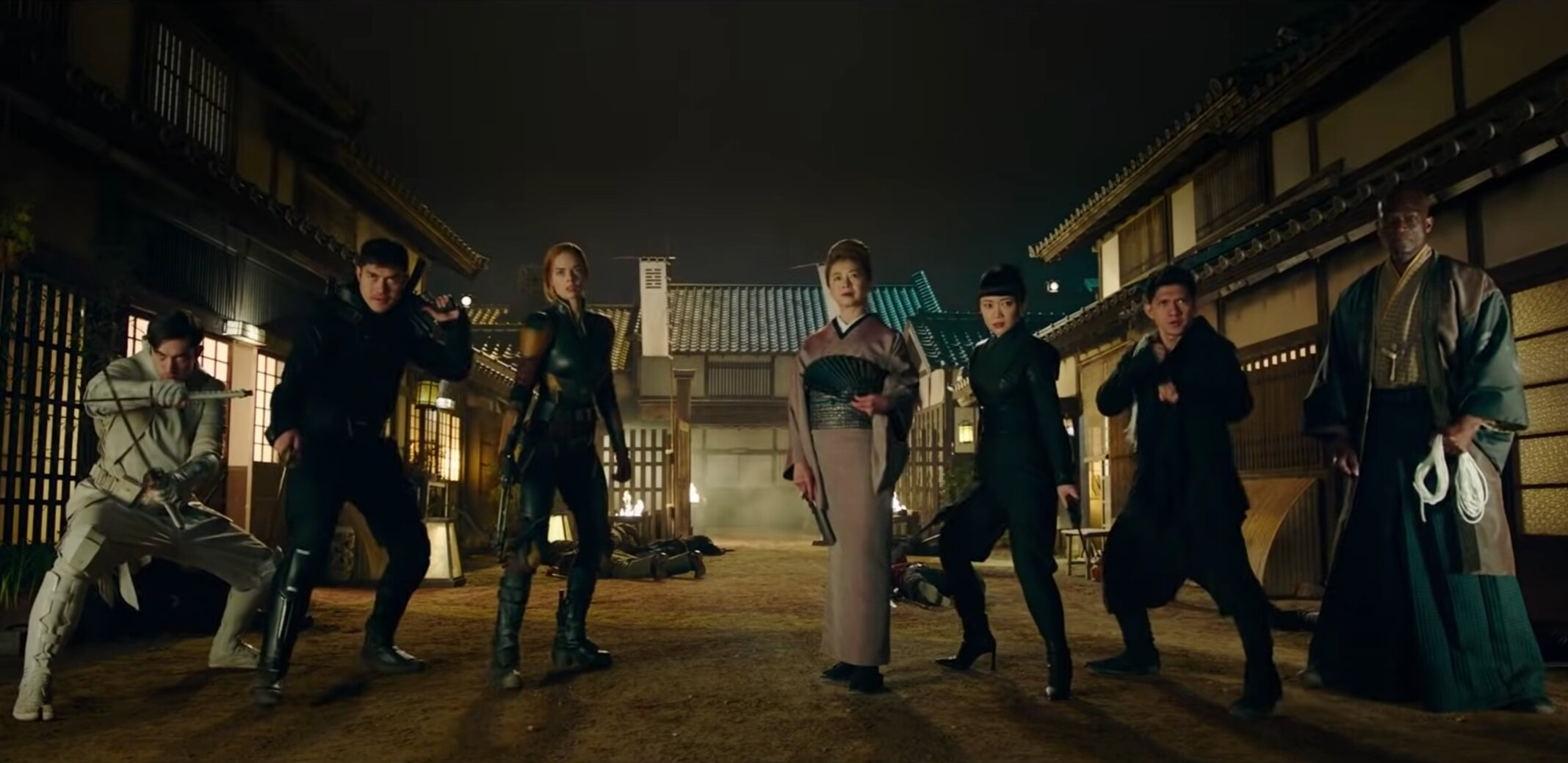 International Trailer for SNAKE EYES: G.I. JOE ORIGINS Offers Cool New  Footage — GeekTyrant